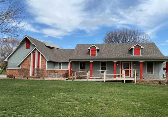 3228 Red Fox Ln, Newton, KS 67114 (MLS #594204) :: Keller Williams Hometown Partners