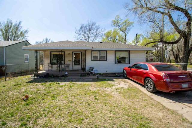 1857 N Poplar Ave, Wichita, KS 67214 (MLS #594205) :: Graham Realtors
