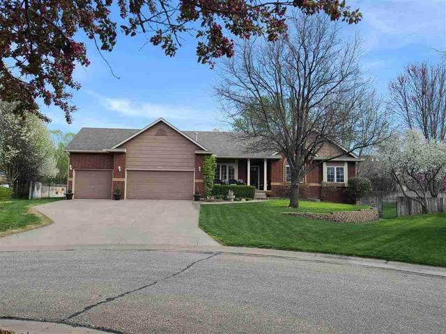 409 Country Hills Dr, Augusta, KS 67010 (MLS #594213) :: Graham Realtors