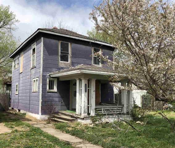 1945 S Broadway Ave, Wichita, KS 67211 (MLS #594220) :: Preister and Partners | Keller Williams Hometown Partners