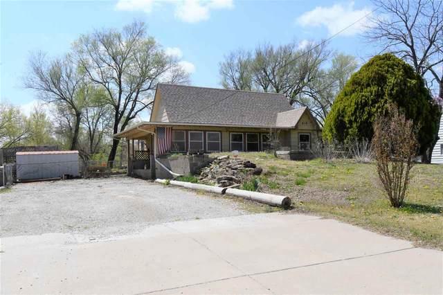 619 W 36TH ST N, Wichita, KS 67204 (MLS #594235) :: The Boulevard Group
