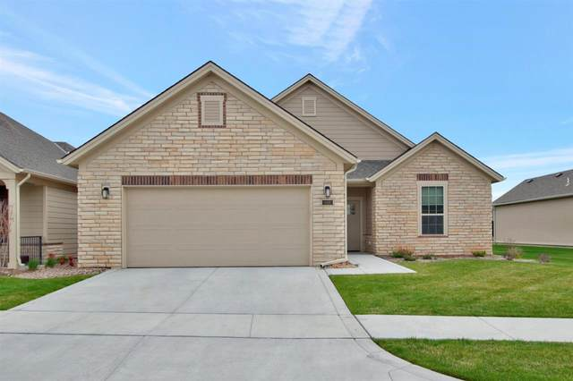 6524 W Mirabella, Wichita, KS 67205 (MLS #594245) :: The Boulevard Group