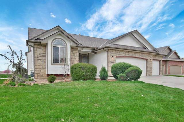 3809 N Lake Ridge Ct, Wichita, KS 67205 (MLS #594276) :: Keller Williams Hometown Partners