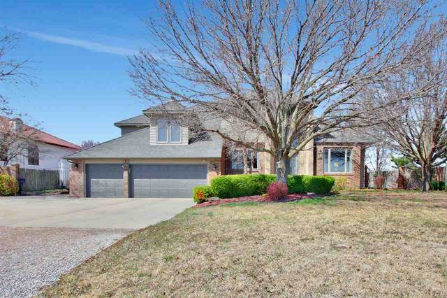 1249 S Brookhaven St, Wichita, KS 67230 (MLS #594280) :: Keller Williams Hometown Partners