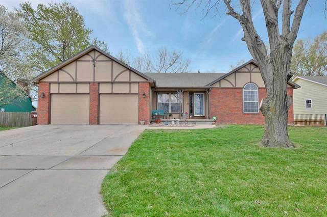 7713 W 2nd St N, Wichita, KS 67212 (MLS #594288) :: Kirk Short's Wichita Home Team