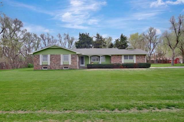 10505 W 33rd St N, Wichita, KS 67205 (MLS #594290) :: Kirk Short's Wichita Home Team