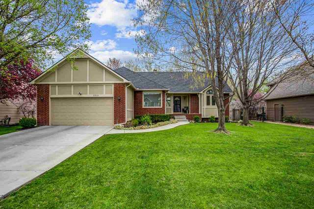 2510 N Lindberg St, Wichita, KS 67226 (MLS #594303) :: Keller Williams Hometown Partners