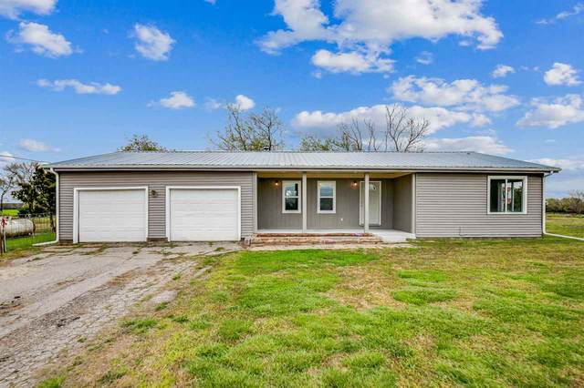 1360 N Highway 15, Mulvane, KS 67110 (MLS #594311) :: Graham Realtors