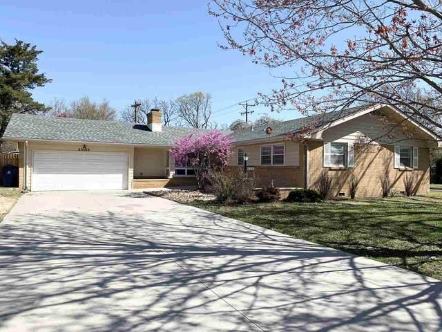 6320 E Jacqueline St, Wichita, KS 67208 (MLS #594317) :: Keller Williams Hometown Partners