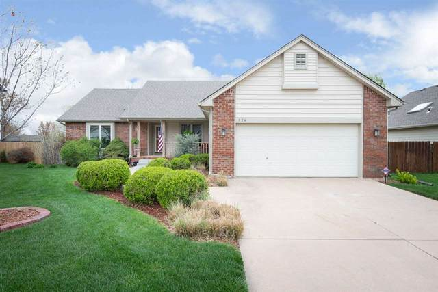 824 E Rushwood Ct, Derby, KS 67037 (MLS #594329) :: COSH Real Estate Services