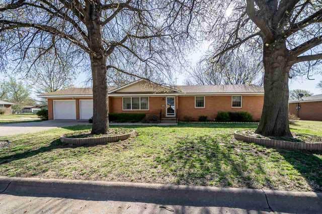 1350 Walnut, Kingman, KS 67068 (MLS #594346) :: Kirk Short's Wichita Home Team