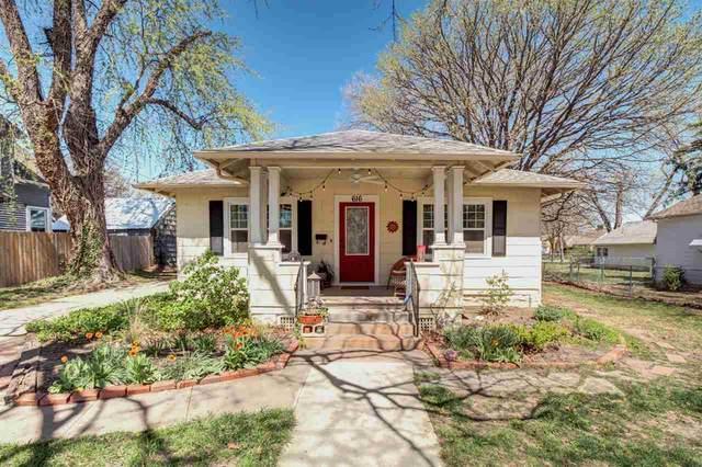616 W 6th, Newton, KS 67114 (MLS #594372) :: Keller Williams Hometown Partners