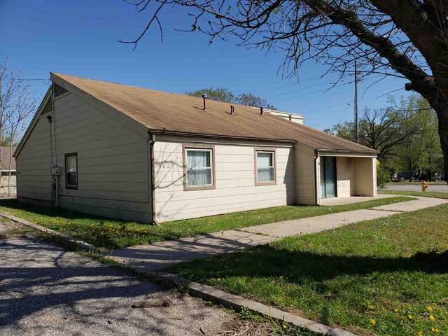 1402-1404 N 15th St, Arkansas City, KS 67005 (MLS #594373) :: Keller Williams Hometown Partners