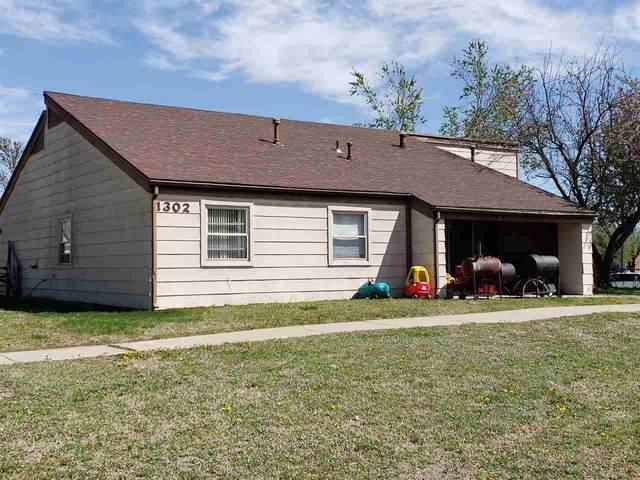 1302-1304 N 12th St, Arkansas City, KS 67005 (MLS #594378) :: Keller Williams Hometown Partners