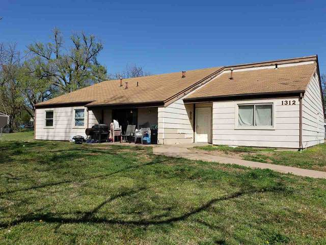 1312-1314 N 12th St, Arkansas City, KS 67005 (MLS #594379) :: Keller Williams Hometown Partners