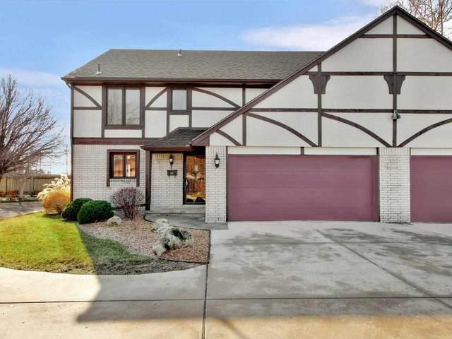 641 N Woodlawn St #4, Wichita, KS 67208 (MLS #594384) :: Keller Williams Hometown Partners