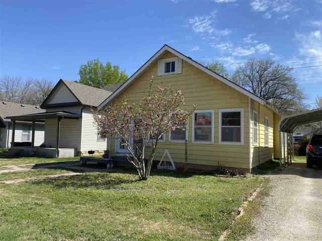 231 E Clark, Augusta, KS 67010 (MLS #594387) :: The Boulevard Group