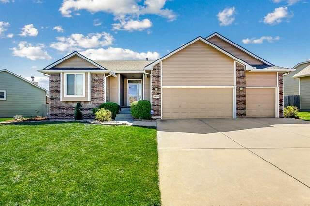 10609 E Mainsgate St, Wichita, KS 67226 (MLS #594392) :: Keller Williams Hometown Partners