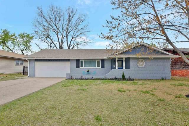 6306 E 12th St N, Wichita, KS 67208 (MLS #594397) :: Keller Williams Hometown Partners