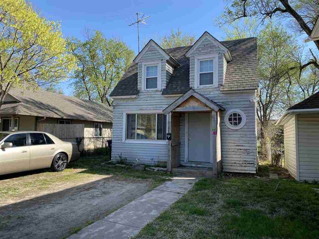 211 E Main, Augusta, KS 67010 (MLS #594402) :: Graham Realtors