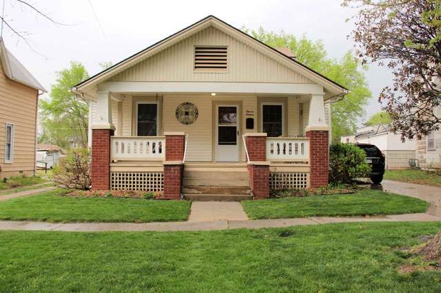 1116 E 6th Ave, Winfield, KS 67156 (MLS #594412) :: Keller Williams Hometown Partners