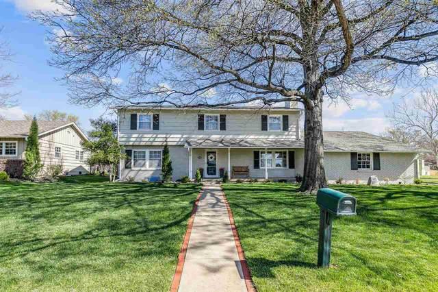 8126 E Mockingbird St., Wichita, KS 67207 (MLS #594414) :: Keller Williams Hometown Partners
