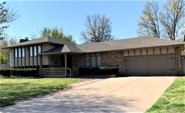 7811 E Pagent, Wichita, KS 67206 (MLS #594415) :: Keller Williams Hometown Partners
