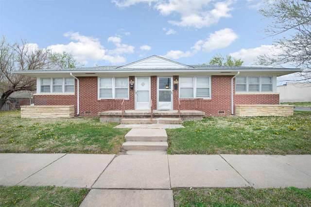6216 E Lincoln St, Wichita, KS 67218 (MLS #594419) :: Keller Williams Hometown Partners
