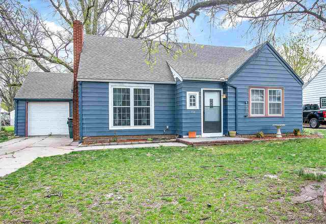 116 N Wichita St, Haven, KS 67543 (MLS #594425) :: Keller Williams Hometown Partners