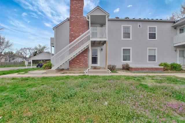 1717 S Cypress Unit 421, Wichita, KS 67207 (MLS #594431) :: Keller Williams Hometown Partners
