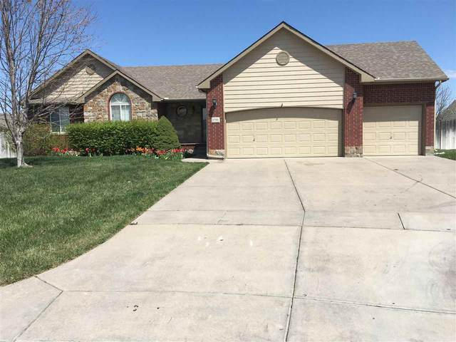 1751 S Tara Falls Ct, Wichita, KS 67207 (MLS #594432) :: Keller Williams Hometown Partners