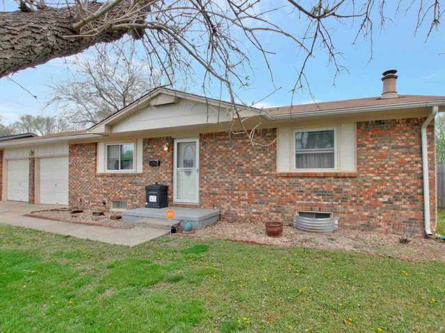 3032 S Chase Ave, Wichita, KS 67217 (MLS #594433) :: Keller Williams Hometown Partners