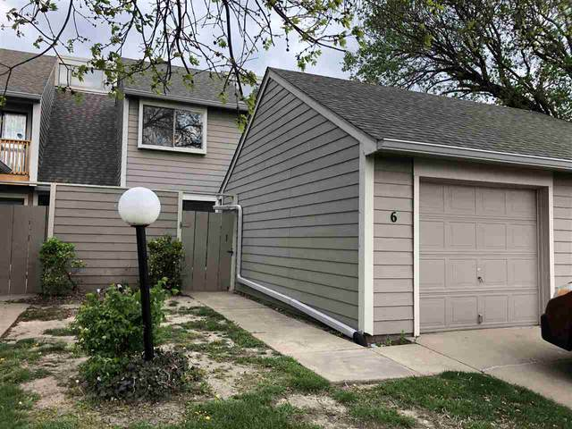 6500 E 21st     #6 #6, Wichita, KS 67206 (MLS #594436) :: Keller Williams Hometown Partners