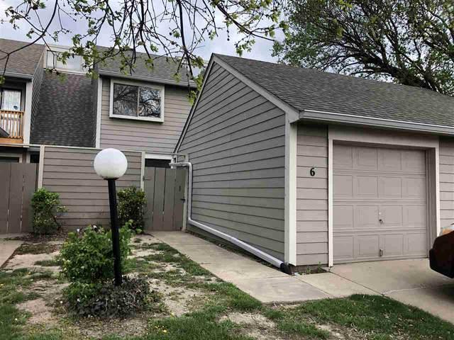 6500 E 21st     #6 #6, Wichita, KS 67206 (MLS #594436) :: Graham Realtors