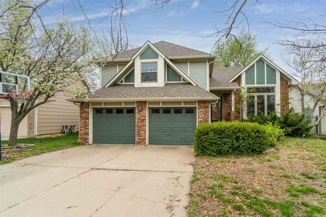 6955 E 35TH ST N, Wichita, KS 67226 (MLS #594438) :: Keller Williams Hometown Partners