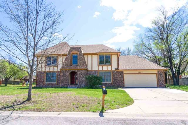 7237 E Ayesbury St, Wichita, KS 67226 (MLS #594439) :: Keller Williams Hometown Partners