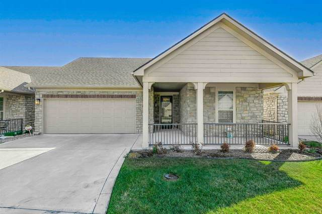 4768 N Prestwick Ave., Bel Aire, KS 67226 (MLS #594449) :: Pinnacle Realty Group
