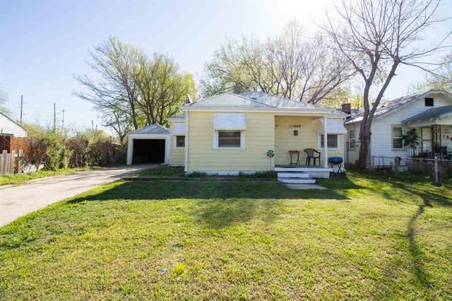 1046 N Poplar Ave, Wichita, KS 67214 (MLS #594483) :: Preister and Partners | Keller Williams Hometown Partners