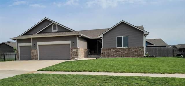 405 Meadowbrook Drive, Newton, KS 67114 (MLS #594485) :: Pinnacle Realty Group