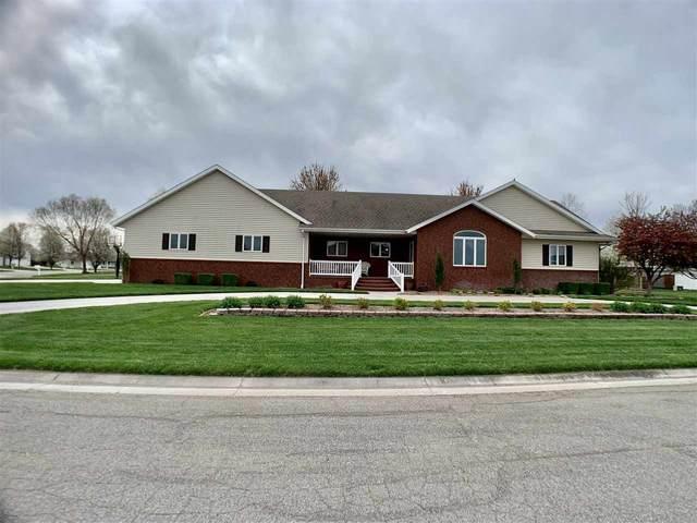 210 Taylor Ct, Moundridge, KS 67107 (MLS #594486) :: COSH Real Estate Services
