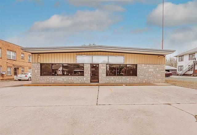 912 N Summit St, Arkansas City, KS 67005 (MLS #594495) :: Graham Realtors