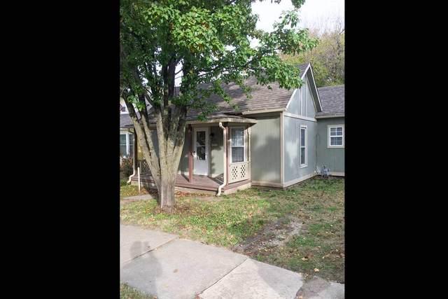 310 E Main St, Mulvane, KS 67110 (MLS #594503) :: The Boulevard Group