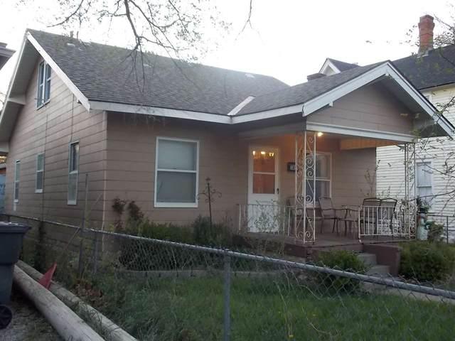 1853 N Market St, Wichita, KS 67214 (MLS #594509) :: COSH Real Estate Services