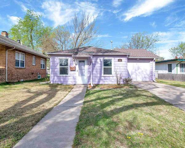 1513 S Martinson, Wichita, KS 67213 (MLS #594512) :: The Boulevard Group