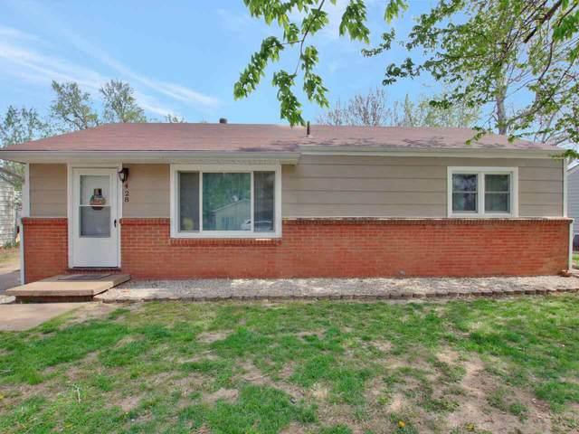 428 German Ave, Haysville, KS 67060 (MLS #594518) :: Kirk Short's Wichita Home Team