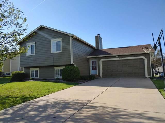 2505 N Parkwood Ln, Wichita, KS 67220 (MLS #594520) :: Kirk Short's Wichita Home Team