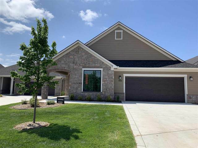 4014 N Solano St Verona Model, Wichita, KS 67205 (MLS #594533) :: The Boulevard Group