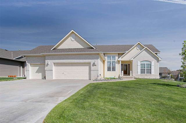 11310 E Donegal, Wichita, KS 67206 (MLS #594534) :: Pinnacle Realty Group