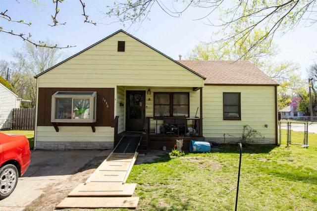 1436 N Piatt Ave, Wichita, KS 67214 (MLS #594539) :: The Boulevard Group