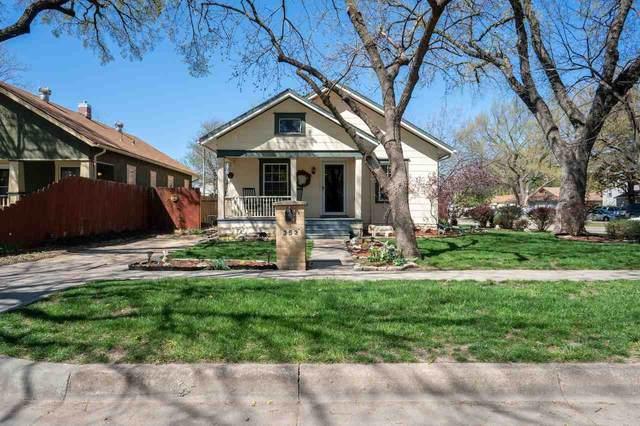353 N Millwood St, Wichita, KS 67203 (MLS #594543) :: Pinnacle Realty Group